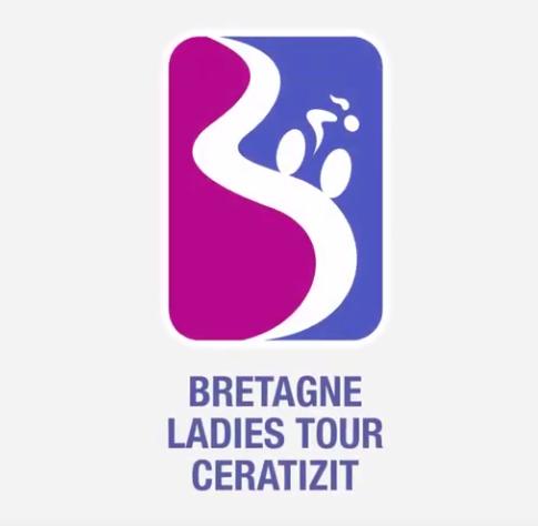 Logo Bretagne Ladies Tour