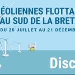 Des éoliennes flottantes au sud de la Bretagne ? Discutons-en !
