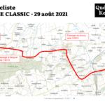 Course cycliste Bretagne Classic le 29 août